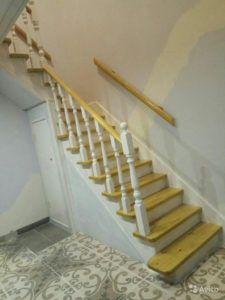 Изготовление лестниц в Уфе