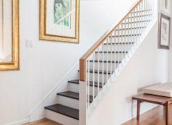 Одномаршевая прямая лестница